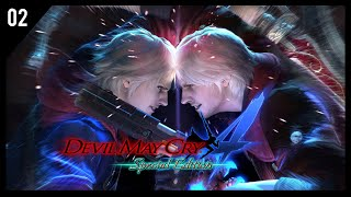 Devil May Cry 4 Special Edition #2 Mission 2/PS4