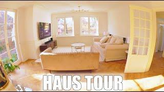 HAUS TOUR 🏡 So leben wir! | 1 Woche nach dem Umzug | Isabeau