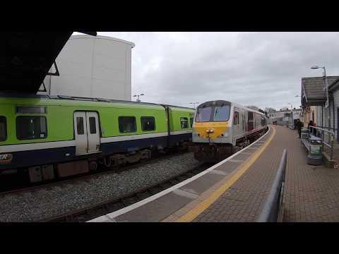 Drogheda Railway Station, County Meath, Ireland - 5th March, 2019