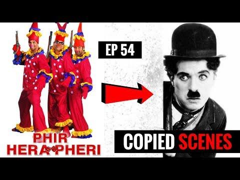 Phir Hera Pheri Copied From Charlie Chaplin movie || Copied Scenes in bollywood || EP 55