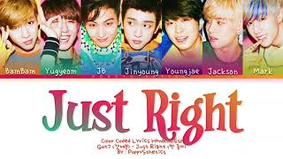 GOT7 (갓세븐) - Just Right (딱 좋아) (Traducida al Español + Color…