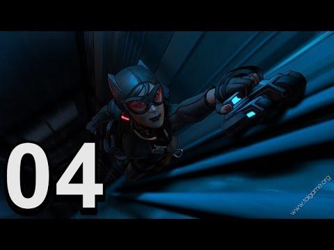 BATMAN The Telltale Series - Episode 1 - Part 4 - Catwoman