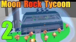 [ROBLOX: Moon Rock Tycoon] - Lets Play Ep 2 - Radioactive Rocks! (PC,4K)