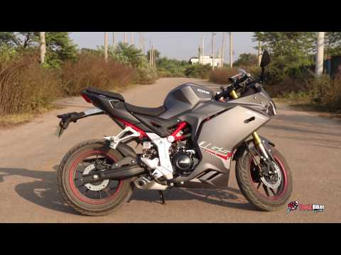 H Power CRZ 165 & CRF 150 1st Ride Review (Rebranding of GPX Demon)