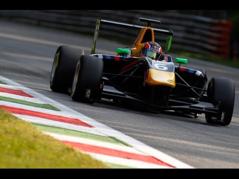 Dominant Drives - Daniil Kvyat, GP3 Monza '13