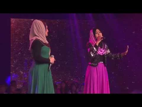 Ceria Popstar 2: Putri - Duet dgn Kak Hayati KE4 -- Menaruh Harapan (Zaiton Sameon) [30.05.2014]