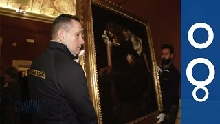 Picture this: a safe way to transport priceless paintings - Futuris
