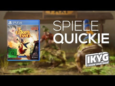 It Takes Two - Spiele-Quickie