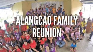 ALANGCAO CLAN REUNION 2016