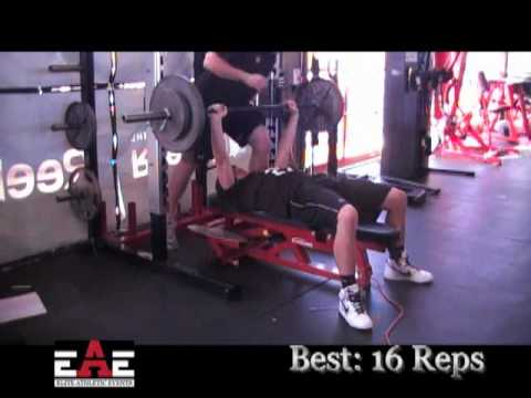 EAE Football Combine - A Williams - LB Nashville - 3-27-10