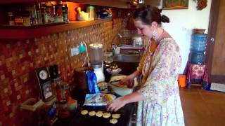 🌺 Валяева Ольга. Печеньки без яиц - быстрый рецепт 🍪