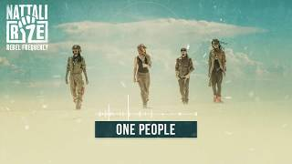 ✊ Nattali Rize - One People [Official Lyrics Video]