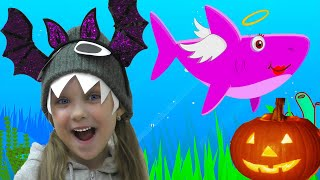 Halloween Dance Nursery Rhymes by Lisa | Songs for Children