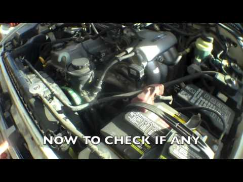 P0171 LEAN CONDITION AT IDLE Toyota Tacoma √ Fix it Angel