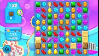Candy Crush Soda Saga Level 203 3-STAR No Boosters