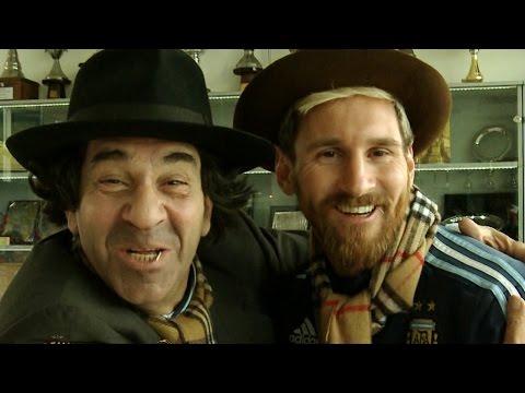 Messi: Jugar en Newells es algo pendiente. Era mi sueño de chiquito