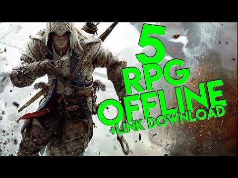 5 Game Android OFFLINE Terbaik Petualangan (RPG OFFLINE)