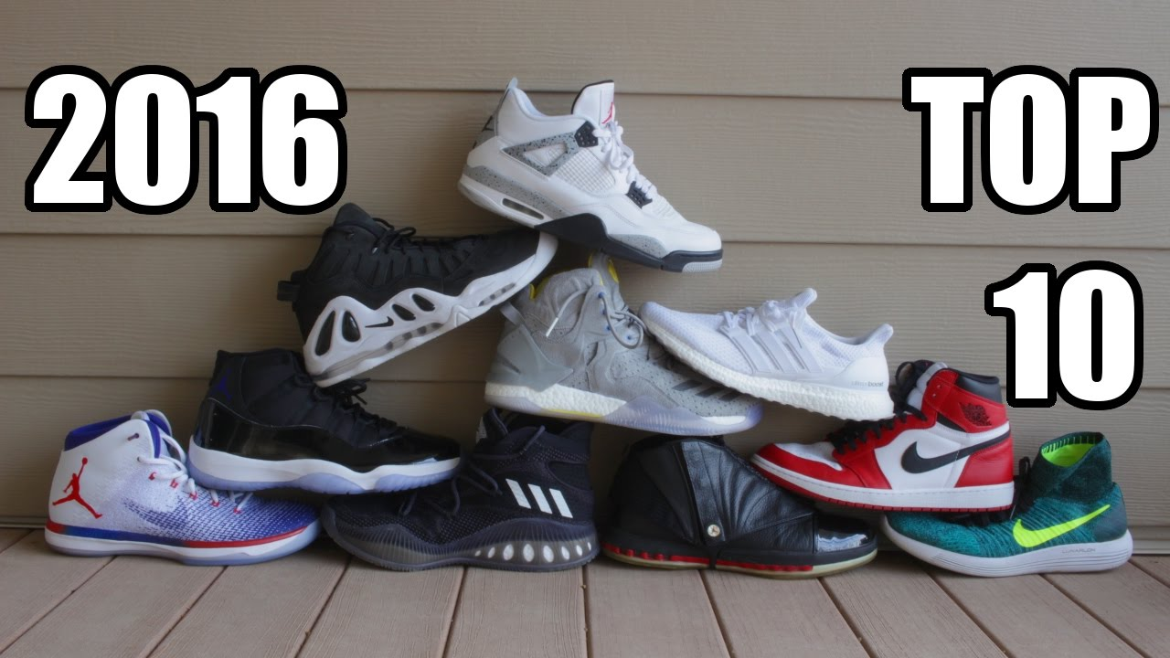 My Top 10 Pickups of 2016 - YouTube
