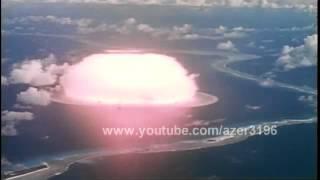 Sức mạnh khủng khiếp của bom hạt nhân