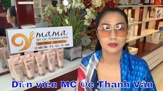 Diễn viên MC Ốc Thanh Vân giới thiệu lotion COOPERTONE GLOW With Shimmer hàng Mỹ 26/08/2019