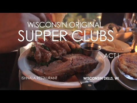 Wisconsin Foodie - Ishnala Supper Club (Part 1)