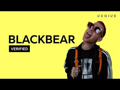 "blackbear ""do re mi"" Official Lyrics & Meaning 