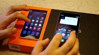 Meizu pro5 vs Xiaomi mi4c сравнение флагманов