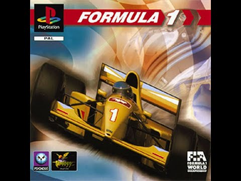 Formula One - Sony Playstation PS1 - 1996