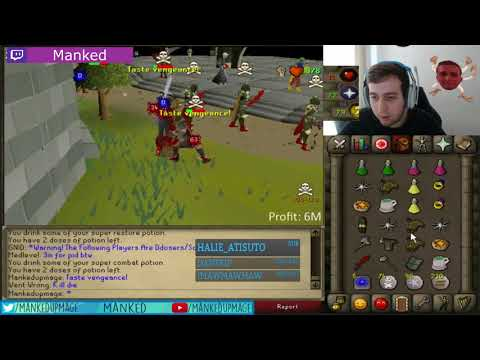 BEST RUNESCAPE TWITCH MOMENTS COMPILATION #280