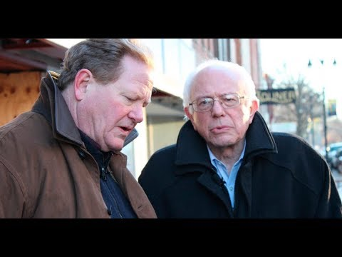 MSNBC Blocked Me From Covering Bernie - Ed Schultz