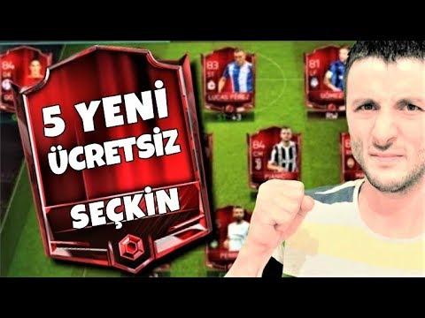 COİNS VERMEDEN 5 TANE +83 GEN YENİ OYUNCU ALDIM !! Fifa Mobile