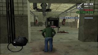 GTA San Andreas [Walkthrough] Mission 71 The Meat Bussiness