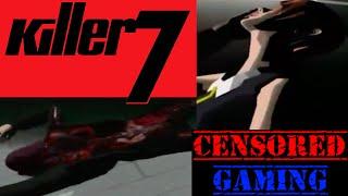 Killer 7 Censorship - Censored Gaming