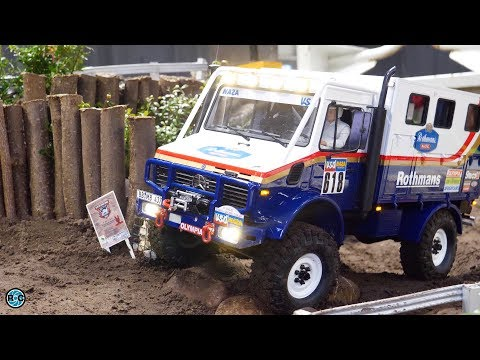 RC ADVENTURES – Scale Crawler Exhibition Highlight – Dirty Crawling Trail Run