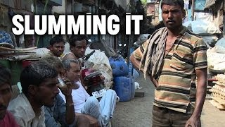 Slumming it: Tourism in India's Shanty Towns