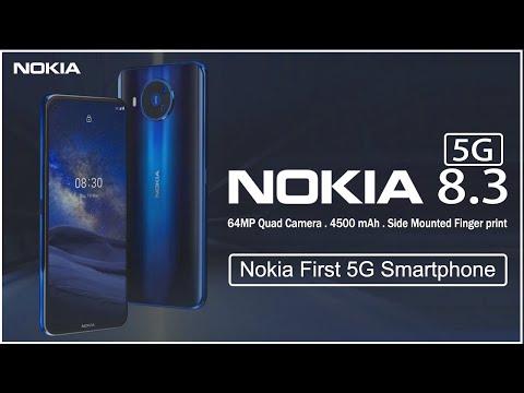 Nokia 8.3 5G - Nokia First 5G Smartphone | Nokia 8.3 Unboxing, Price In India, Specs | Nokia 8.3 5G