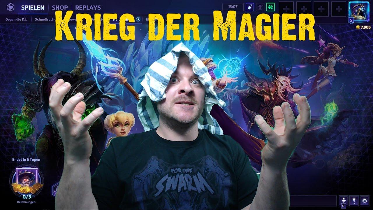 krieg der magier