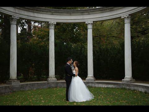 Sunna Timothy S Wedding Film At Old Westbury Gardens