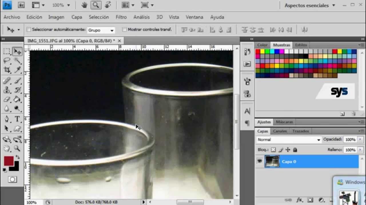 Como reducir el peso de una foto en photoshop 30