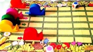 видео Коза и мыши, одураченная мышь  (Ravensburger)