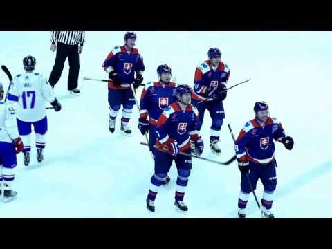 2017.03.11. World Legends Hockey League. France vs Slovakia