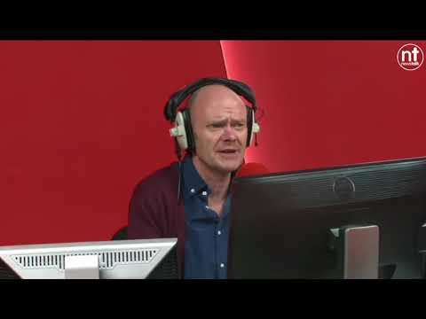 Funny Work Training Videos on The Moncrieff Show