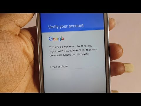 Samsung J2 Ace Google Account Bypass - Easy Way To Remove Frp