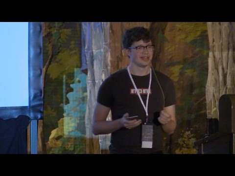 Node, npm, and Service Oriented Architecture - Forward 4 Web Summit