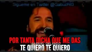 cmr cumbia bailable Mas Que Tu Amigo Marco Antonio Solis Karaoke