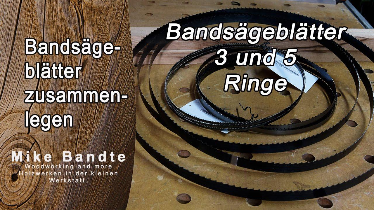 bands gebl tter zusammenlegen 3 oder 5 fach bands ge tipps youtube. Black Bedroom Furniture Sets. Home Design Ideas