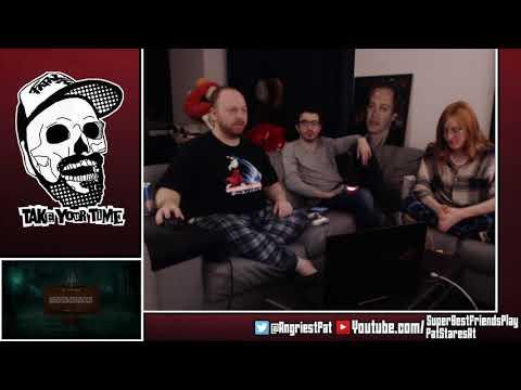 Pat Streams At Diablo 3 (featuring Mr Clemps!) 2018-02-18