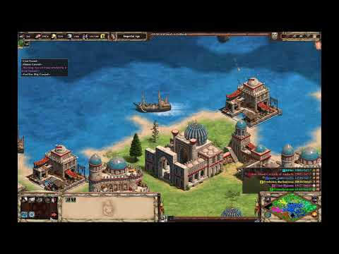 Age of Empires 2 Definitive Edition Beta - Never played turbo before.