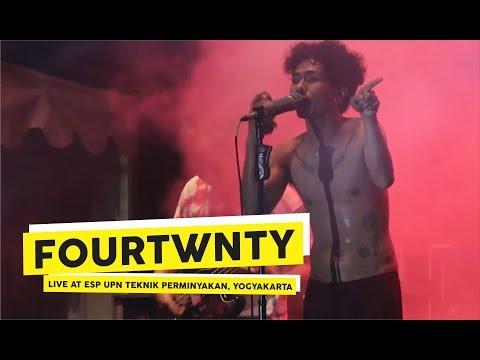 [HD] Fourtwnty - Hitam Putih (Live at ESP, 2018 Yogyakarta)