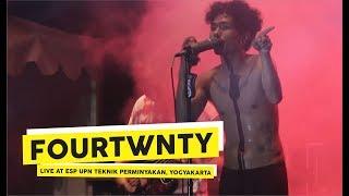 Download Lagu [HD] Fourtwnty - Hitam Putih (Live at ESP, 2018 Yogyakarta) mp3